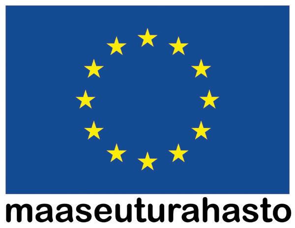 EU:n maaseuturahaston logo